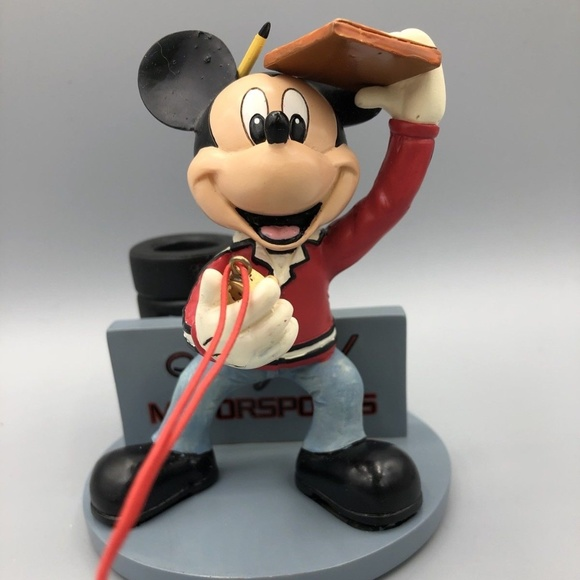 Disney Other - Mickey's Race Fan-atic Timed To Perfection Disney
